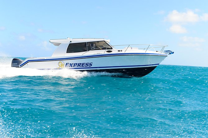 Private One-Way Ferry Transfer from St. Maarten to Anguilla