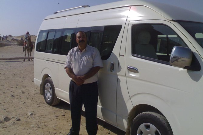 Private Arrival Transfer From Cairo Airport