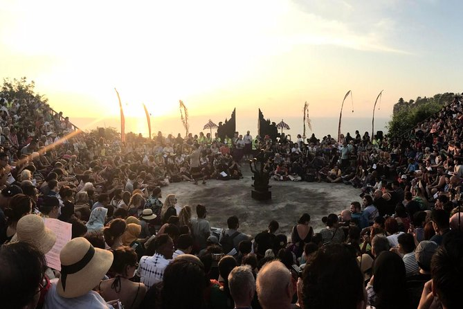 Kintamani & Uluwatu Temple Tour with Sunset Kecak Dance