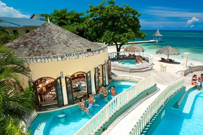 Fun Holiday Beach Resort Montego Bay Airport Transfer