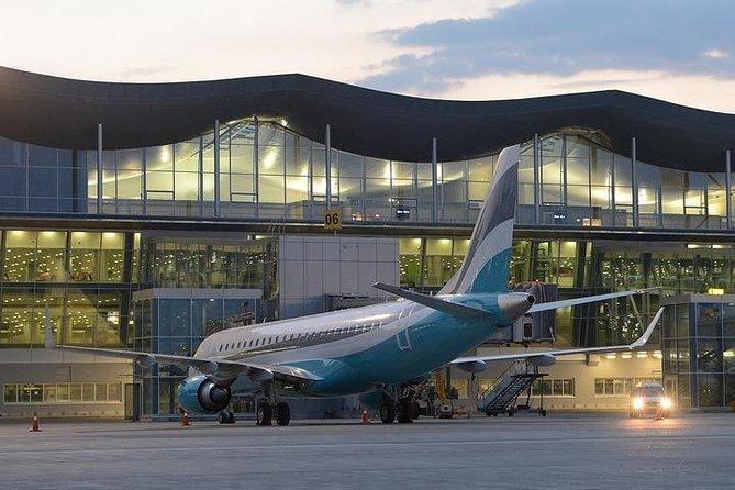 Private Arrival Transfer: Kiev Boryspil International Airport to Kiev Hotel