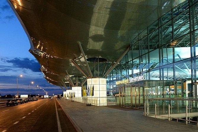Private Departure Transfer: Kiev Boryspil International Airport from Kiev Hotel
