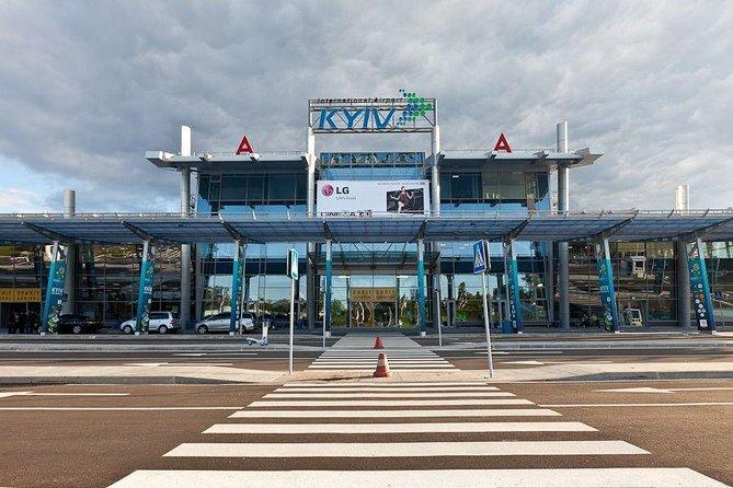 Private Arrival Transfer: International Airport Kyiv Zhuliany to Kiev hotel