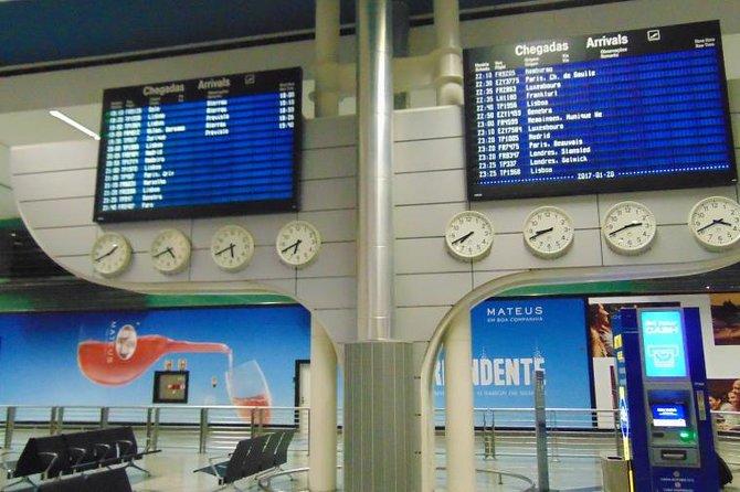 Oporto Airport Shared Departure Transfer