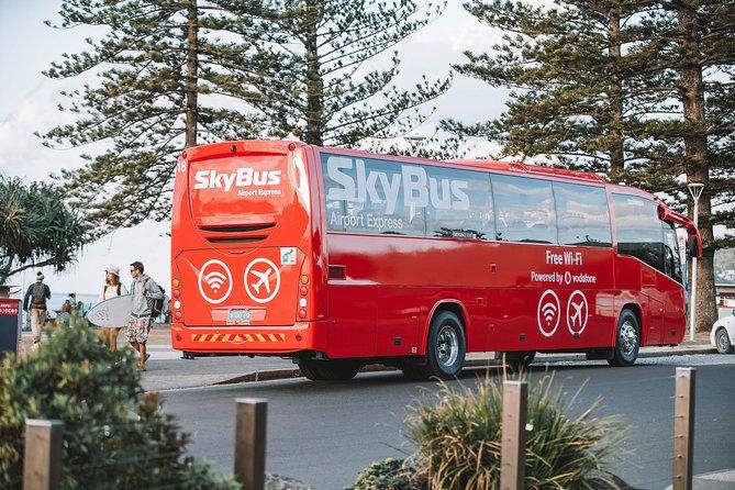 SkyBus Byron Bay Express