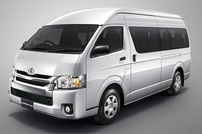Private Departure Transfer: Hotel to Bangkok Airports by Minivan