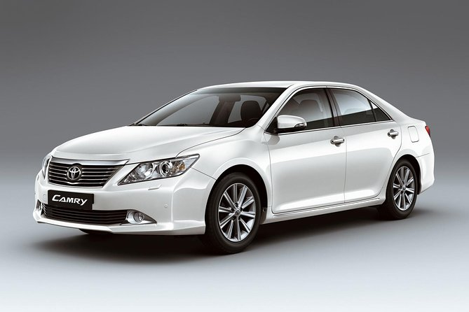Private Arrival Transfer: Koh Samui Airports to Hotel by Car
