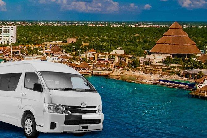 Cozumel Airport Round Trip Transfers