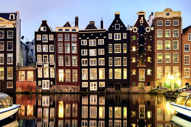 Escape The Airport & See Amsterdam With A Local: 100% Personalized & Private