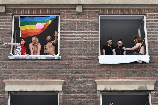 Amsterdam Gay Tour with a Local: 100% Personalized & Private