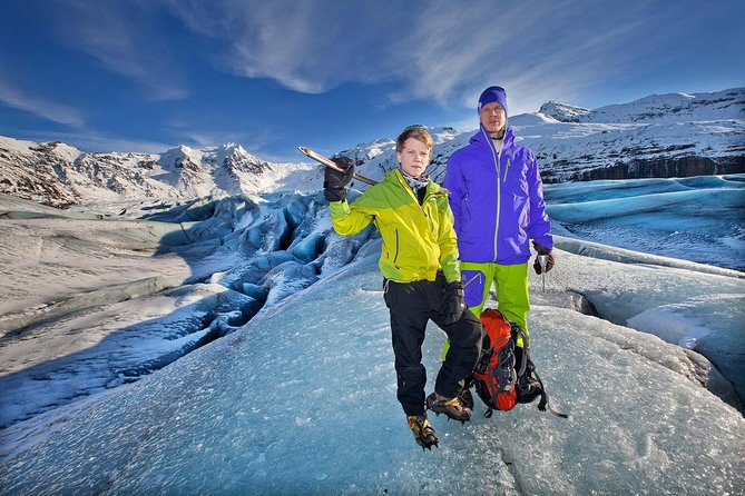 Small-Group 3.5 Hour Blue Ice Experience in Vatnajökull National Park