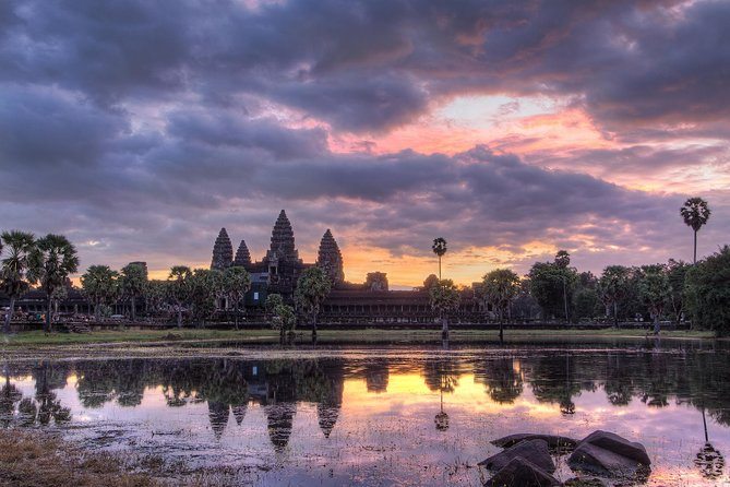 2-Day Angkor Wat Small, Big Circuit and Banteay Srei Tour