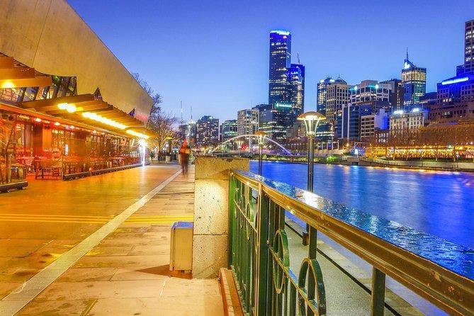 Melbourne City River Trails
