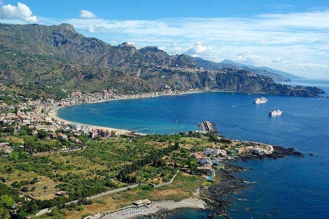 Giardini Naxos, Castelmola & Taormina