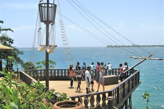 Dunn's River Falls and Ocho Rios Shopping Tour from Montego Bay Hotels
