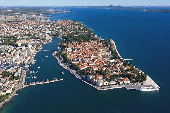 Zadar City tour from Biograd