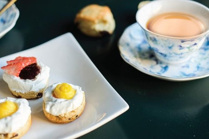 Afternoon Tea Luxe Cooking Class 2019 - London
