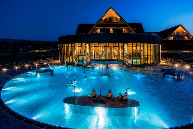 Skip The Line: Chocholow Thermal Pools & Sauna - Open Ticket