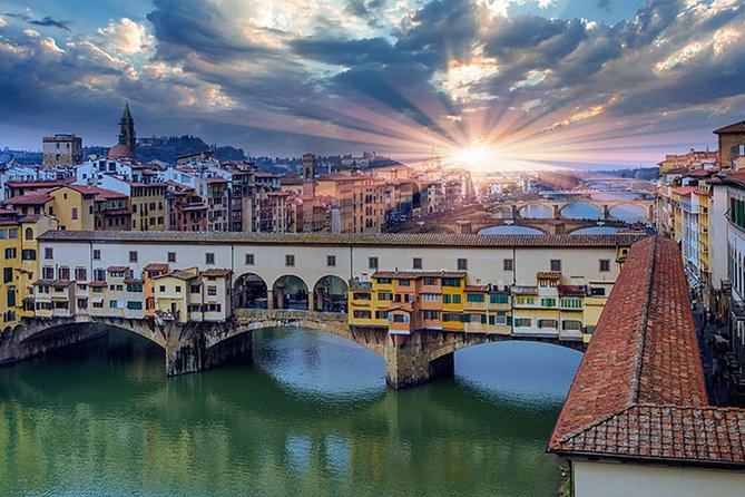Florence Full Day Tour from Rome