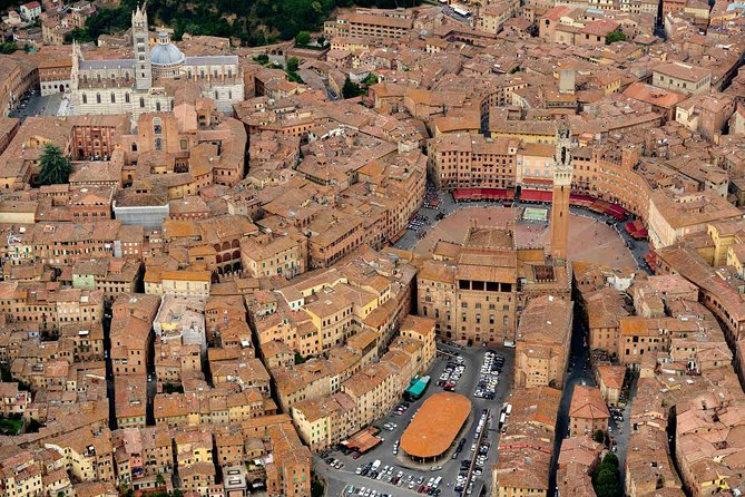 Siena and San Gimignano Private Day Tour from Rome