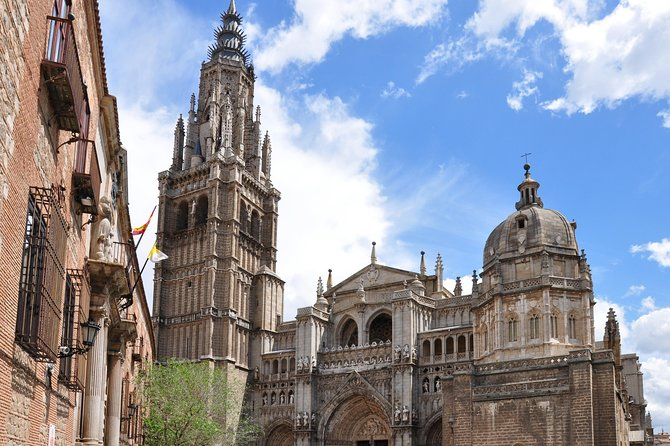 4-Day Guided Tour Andalusia and Toledo from Madrid