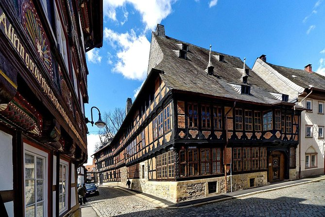 Goslar City guided tour