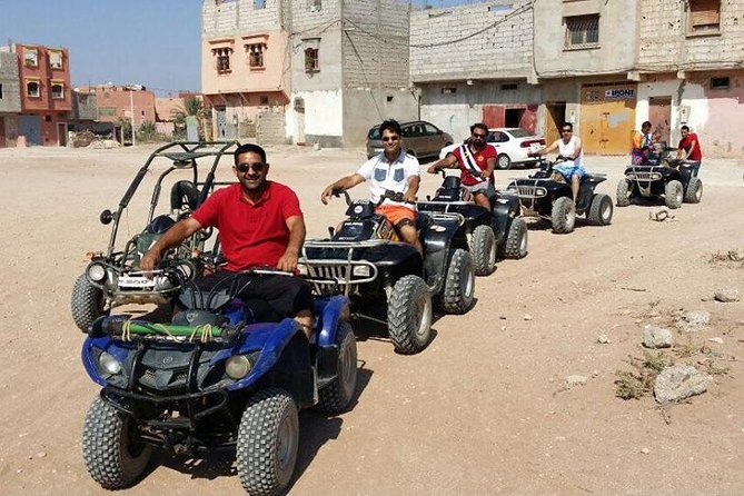 Buggy and Quad Biking