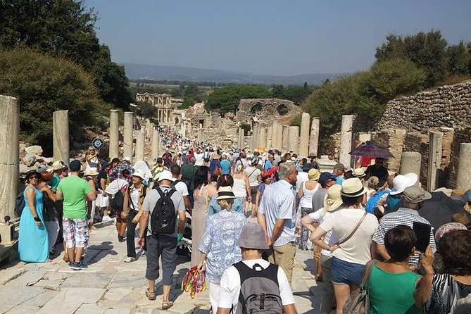 Half Day Ephesus and House of Virgin Mary Tour