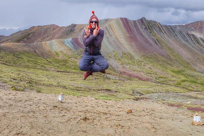 Palccoyo Rainbow Mountains Trek