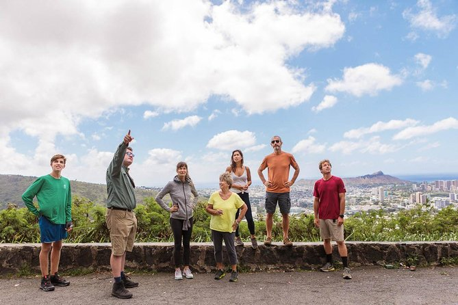Honolulu Heights Tour