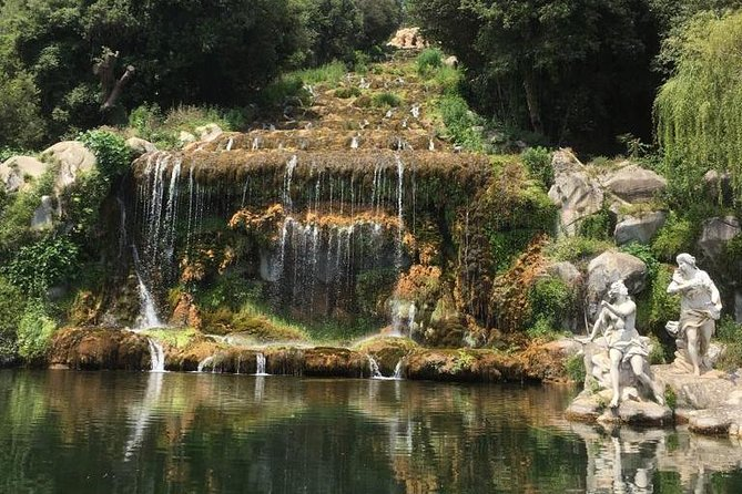 Skip-the-Line Caserta Royal Palace and Gardens Private tour