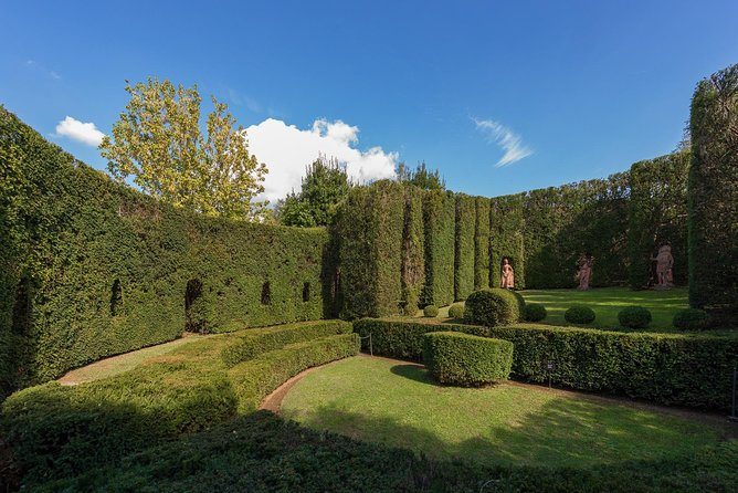 Rediscovered Gardens of Elisa Bonaparte