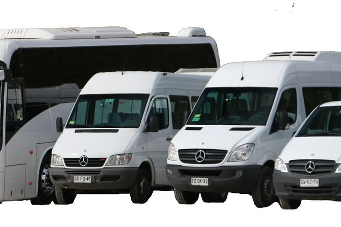 Private Santiago Hotel or Airport Arrival Transfer to Viña del Mar or Valparaiso