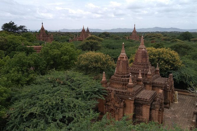 Bagan Antique Day Tour in Bagan