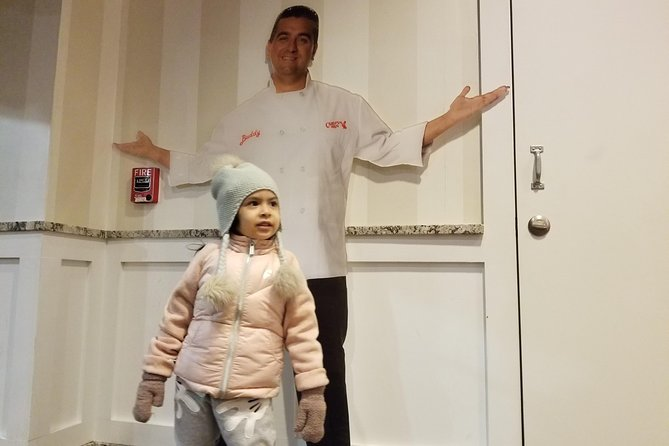 We visit In Private Building Friends, Carlos Bakery Mas Viewpoints of New Jersey