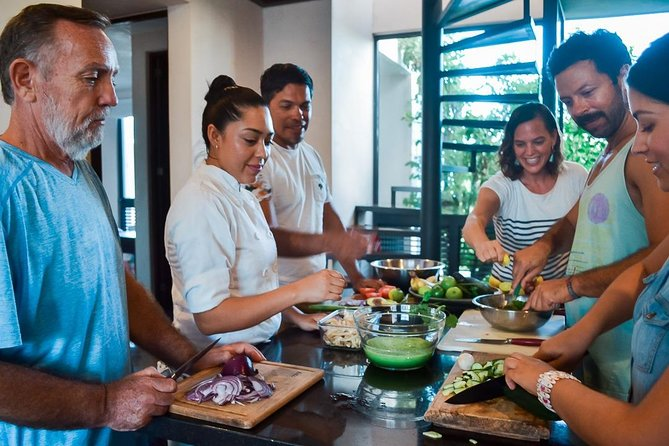 Authentic Mexican Cooking Class in Playa del Carmen