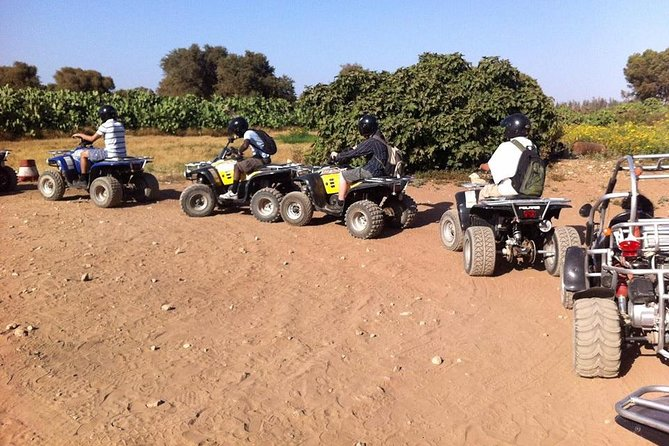 Agadir Buggy Excursion in mini Sahara desert