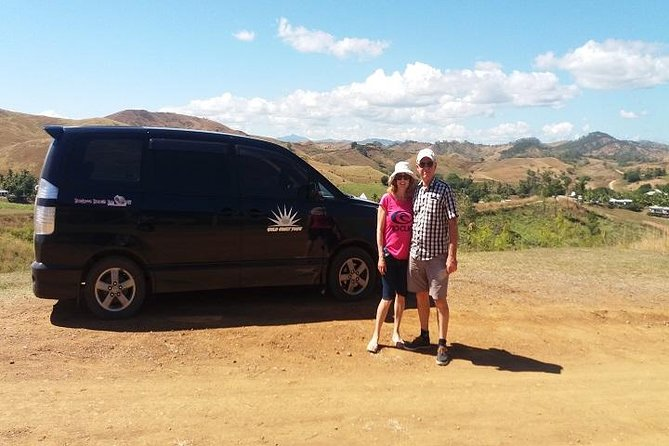 Intercontinental Fiji Golf Resort to Nadi Airport - Private Vehicle