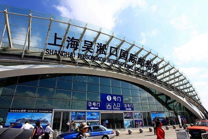 Shanghai Wusongkou Cruise Port to Hotel in Shanghai Private Transfer