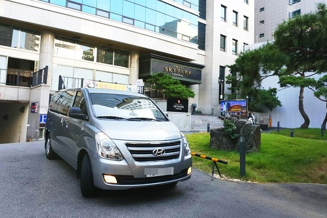 Private Airport Transfer: Incheon Airport to Seoul City (1-6 pax)