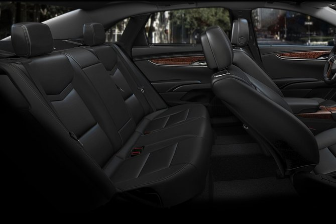 Private Transfer: Whistler to Vancouver by Sedan