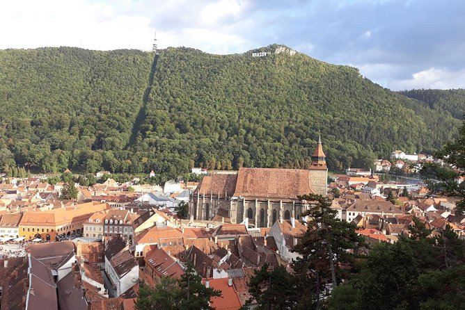 Private Transfer from Bucharest/OTP Airport to Brasov