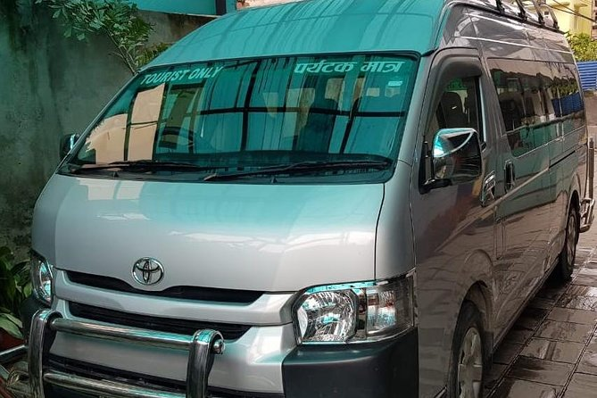 Airport Transfer from TIA Airport to Hotel