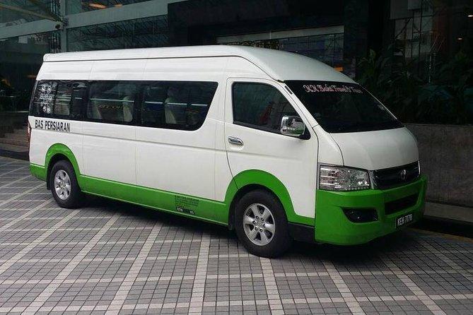 Johor Hotels to Penang Hotels (Door to Door) Transfer