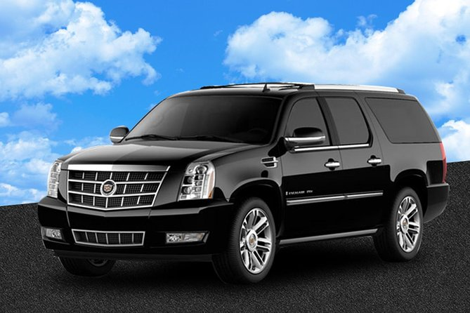 Private Arrival Transfer with SUV from Panama (PTY) Airport to Hotel