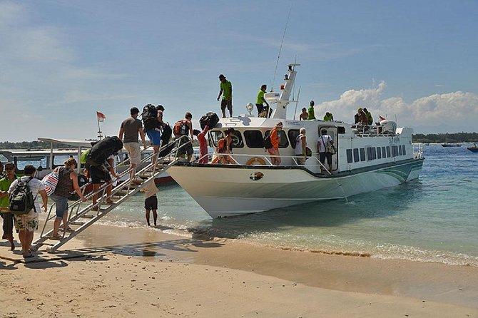 Fast Boat Tickets:to Gili Trawangan,Lembongan,Ceningan,Penida & Lombok from Bali