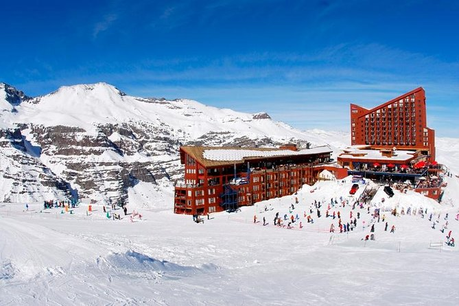 Private Transportation from Santiago or Santiago Airport AMB to Valle Nevado