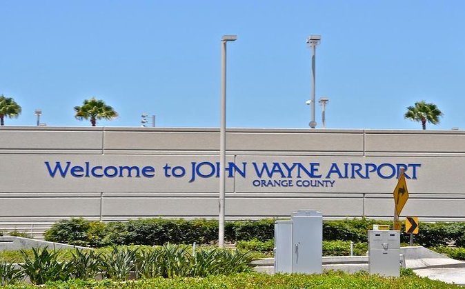 John Wayne Airport One Way Airport Transfer