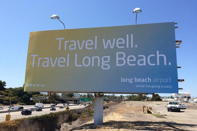 Long Beach Airport One Way Airport Transfer