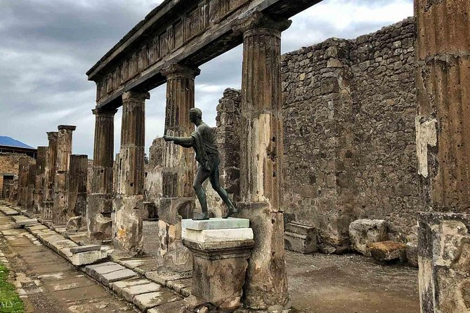 4-Hour Excursion to Pompeii from Sorrento